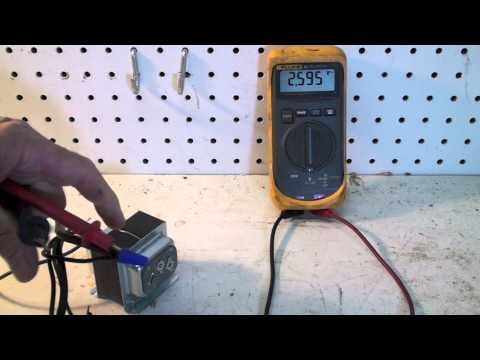 How to troubleshoot the transformer - YouTube