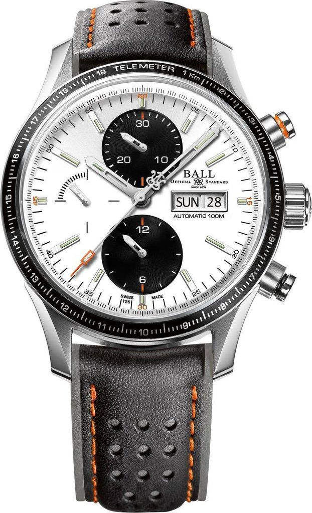 Ball Watch Company Fireman Storm Chaser Pro #add-content #bezel-fixed #bracelet-strap-leather #brand-ball-watch-company #case-depth-15-65mm #case-material-steel #case-width-42mm #chronograph-yes #date-yes #day-yes #delivery-timescale-call-us #dial-colour-white #discount-code-allow #gender-mens #luxury #movement-automatic #new-product-yes #official-stockist-for-ball-watch-company-watches #packaging-ball-watch-company-watch-packaging #style-dress #subcat-fireman