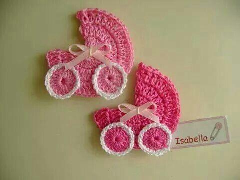 Souvenirs crochet nena
