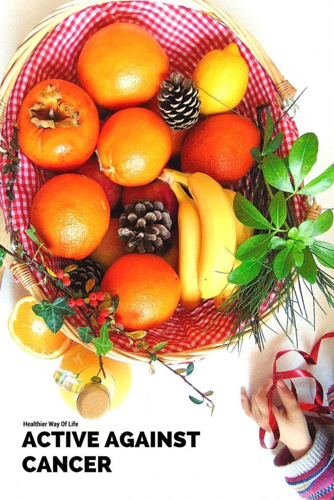 Healthy Diets for Cancer Prevention Active Against #Cancer Nie zapominaj o surowych warzywach i owocach.  Te są pełne życiodajnych enzymów. Do każego posiłku można przecież dorzucić sałatkę warzywną na pobudzenie apetytu.