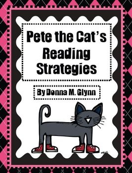 This site (Pete The Cat's publishing company) has tons of ... |Pete The Cat Reading Log