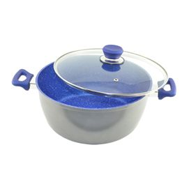 Flavorstone™ is one of the most advanced and versatile cookware lines. With the Flavorstone™ cookware, you can make great low fat meals with maximum flavour and you can cook with little or no oil, butter or fat.
