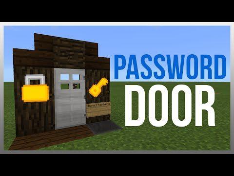 Minecraft 1.11: Redstone Tutorial - Elevator! - YouTube