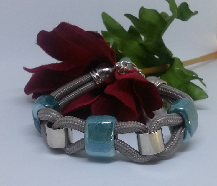 Excited to share the latest addition to my #etsy shop: Turquoise bracelet, metallic cuff, ceramic bead bracelet https://etsy.me/2qGTEK0 #jewelry #bracelet #beige #yes #women #turquoisecuff #chicbracelet #ceramicbracelet #metallicrings
