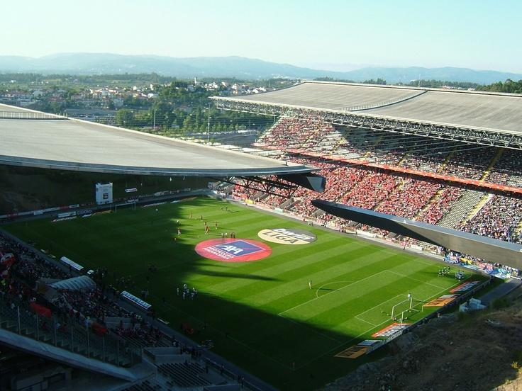 Sporting Clube Braga, Portugal