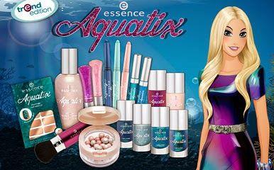 """** Su PeRiSi **: Essence Aquatix Koleksiyonu, Fiyatları ve """"The Mer..."""