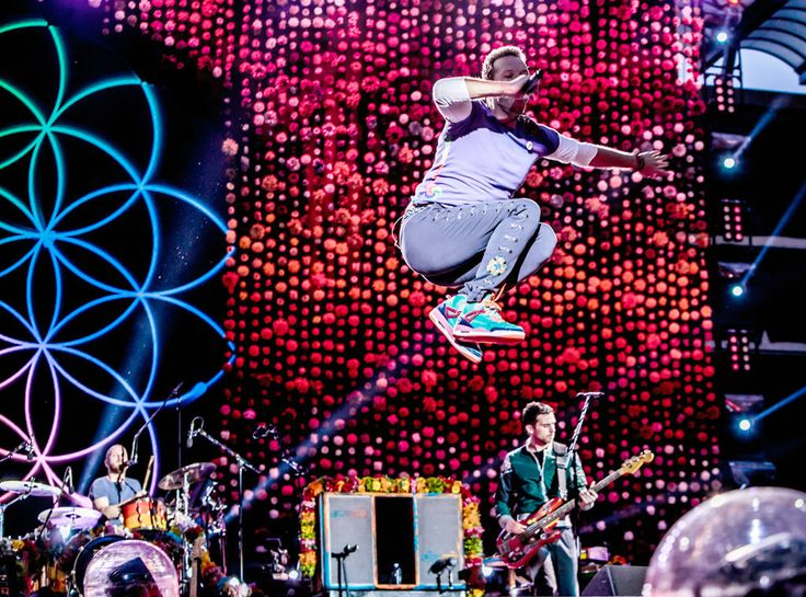 Chris Martin & Coldplay from The Big Picture: Today's Hot Photos | E! News