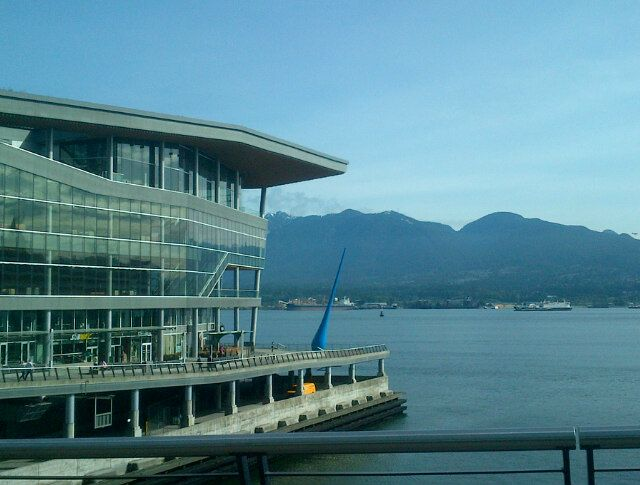 Vancouver Convention Centre East