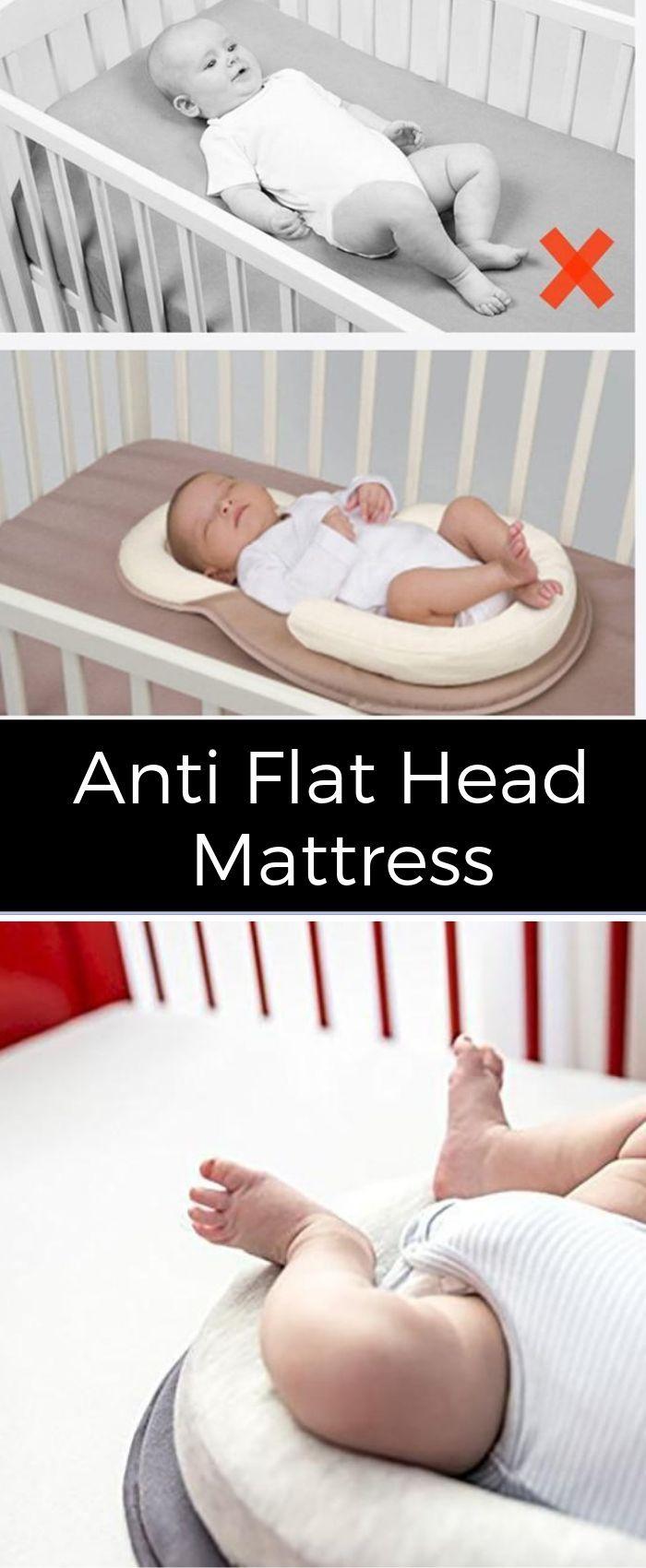 Anti Flat Head Baby Mattress Baby Mattress New Baby Products Baby Health