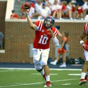 Chad Kelly , Ole Miss QB