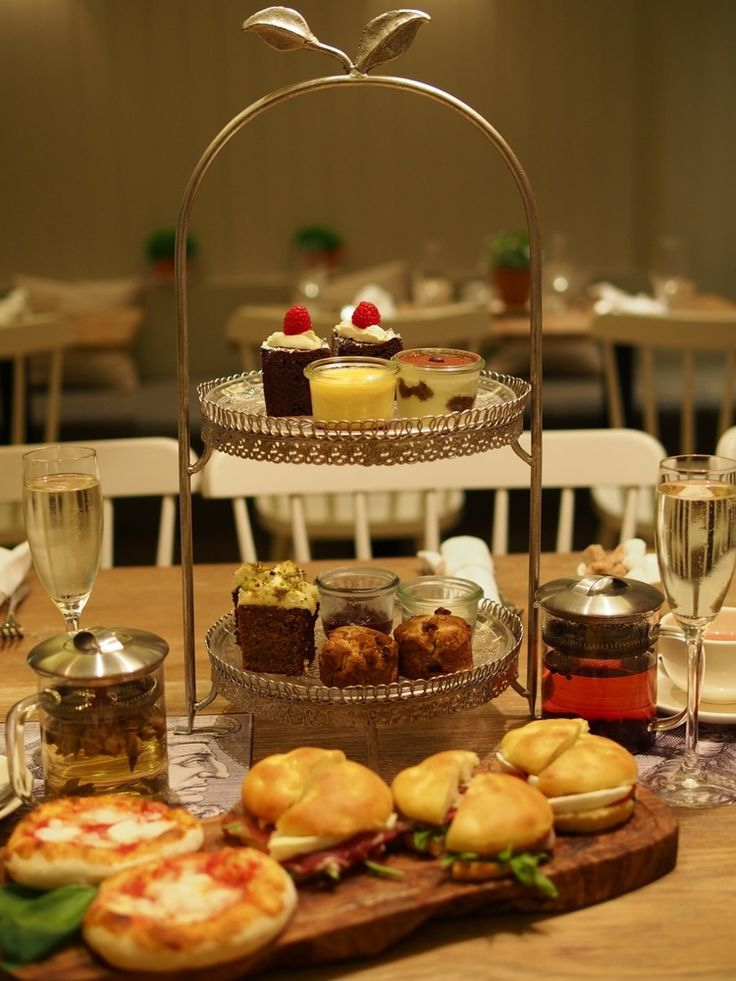 List of London's Best Places For Afternoon Tea - The City's Top Scones, Finger Sandwiches And Teas
