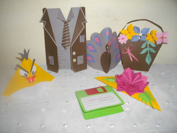 Craft paper greetings