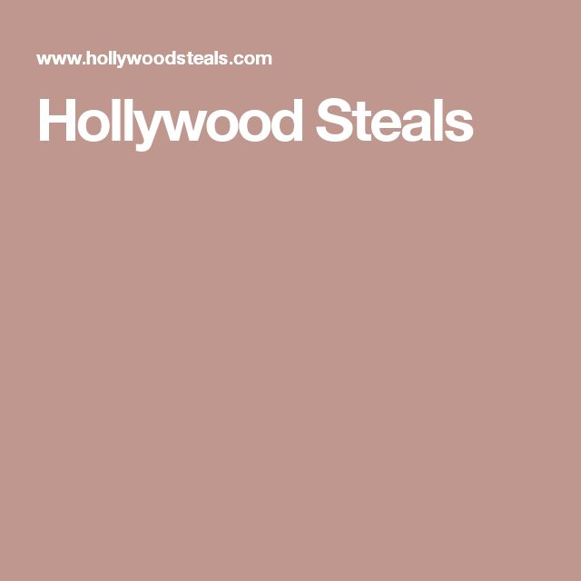 Hollywood Steals