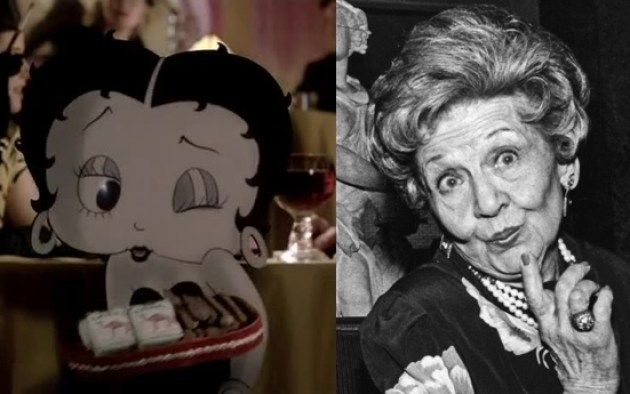 10 THINGS YOU DIDN'T KNOW ABOUT 'WHO FRAMED ROGER RABBIT' Betty is voiced by her original voice actress Mae Questel, performing the character for the first time in decades. It turned out to be Questel's final performance as Betty Boop.