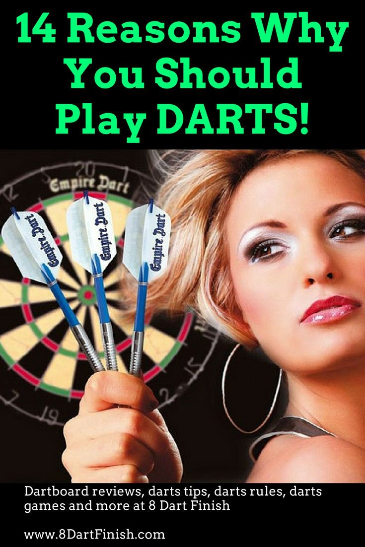 Darts is a traditional game that you will see in bars, clubs and pubs in many countries of the world. It is especially popular in the UK and Europe, as well as in the USA, Canada and Australia. To many people darts is an enjoyable and sociable game. You might be surprised to learn there …