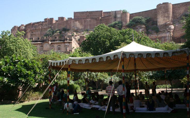 Festival Encampment