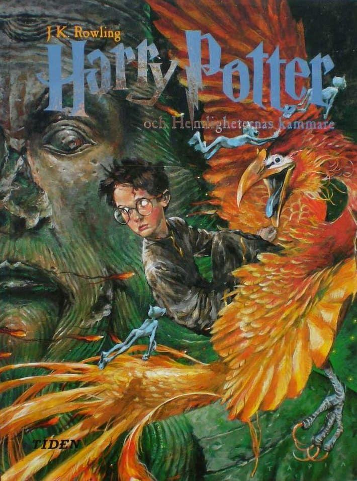 Alvaro Tapia - Harry Potter och Hemligheternas kammare (Tiden)
