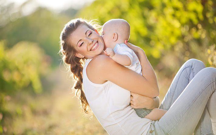 Что делать, если ребенок выводит вас из себя? » Женский Мир