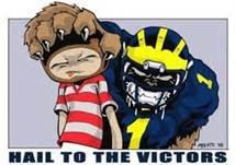 Ultimate college rivalry -- University of Michigan vs. Ohio State University