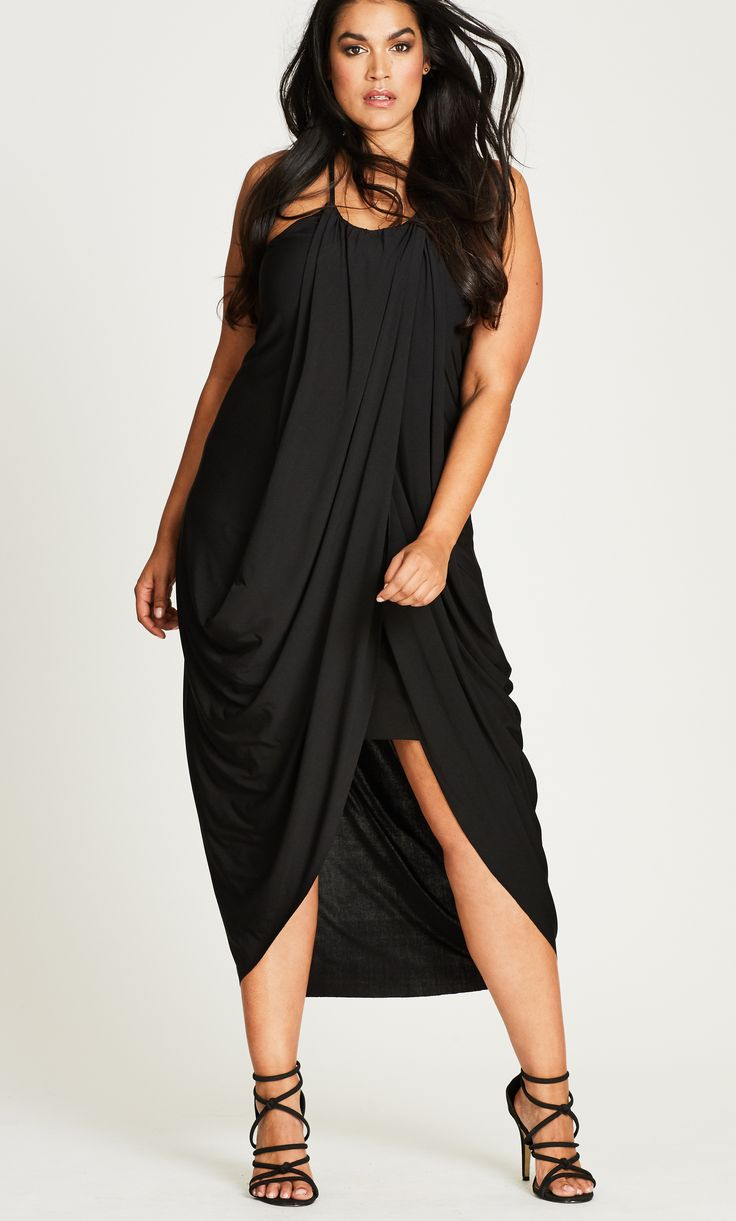 Shop Women's Plus Size  Women's Plus Size Maxi Dress | City Chic USA