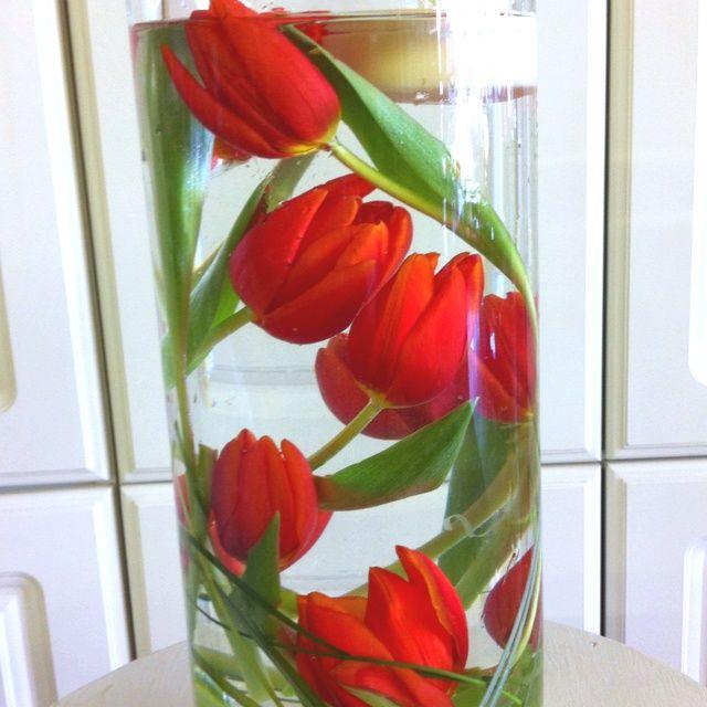 Best ideas about tulip centerpieces on pinterest
