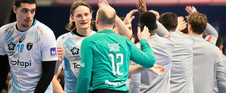 Starligue (J24) : Montpellier gagne à Nantes et offre le titre au PSG    Publié le 18 mai 2017 à 22H25 - mis à jour le 18 mai 2017 à 22H54    Raphaël Brosse    Montpellier s'est imposé sur le parquet de Nantes au... http://www.sport365.fr/handball-starligue-j24-montpellier-gagne-a-nantes-offre-titre-psg-3988567.html?utm_source=rss_feed&utm_medium=link&utm_campaign=unknown Check more...