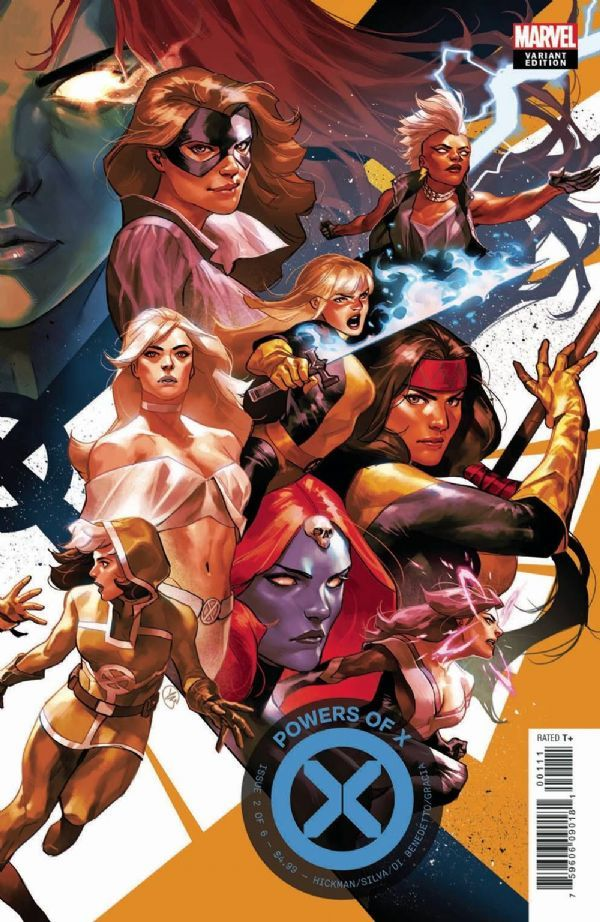 X Men Get A New Leader Who Was Once Their Greatest Enemy In Powers Of X X Men Marvel Comics Artwork