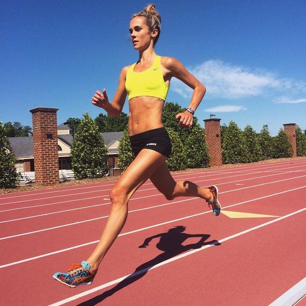 A velocista Heidi See, que competiu na Rio 2016 pela Austrália (Foto: Instagram/Reprodução)