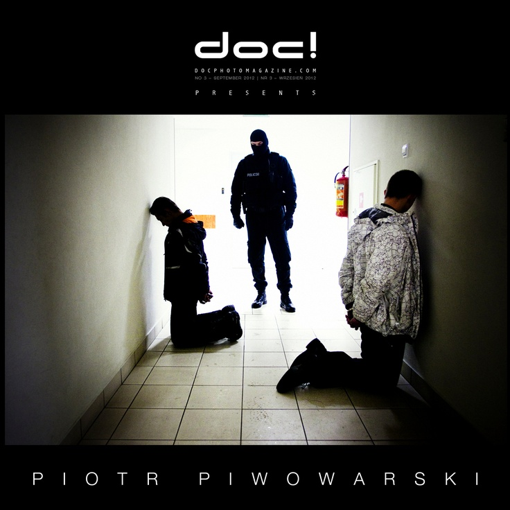 "doc! photo magazine presents:    ""The night watch"" by Piotr Piwowarski  #3, pp. 169-187"