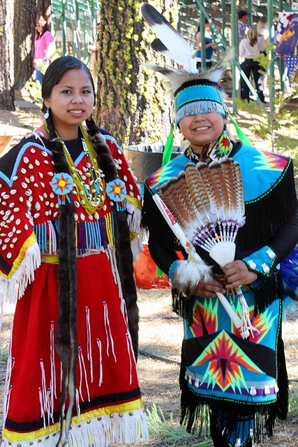 Americans native of pictures