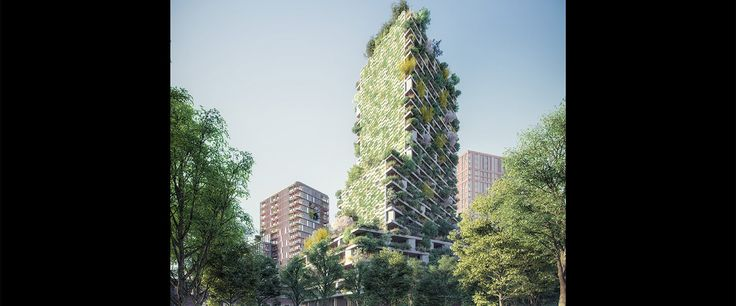 Stefano Boeri Architetti has announced their winning bid for the first Vertical Forest in the Netherlands, in the heart of Europe.