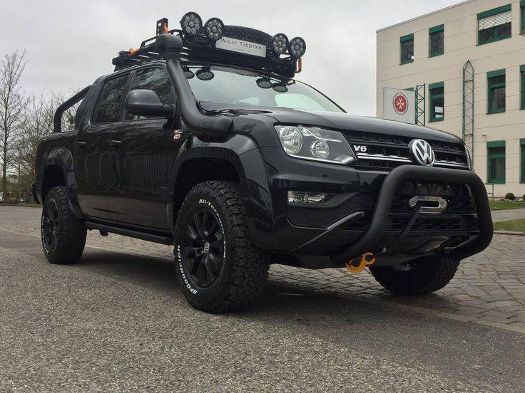 VW Amarok by delta4x4