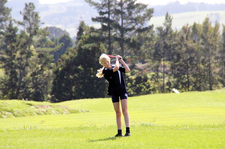 Golf at ACG Tauranga