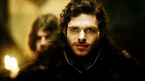 """Richard Madden, aka Robb Stark, hasn't always been king of the North. 
