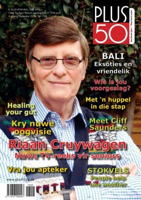 Plus50 Magazine August - September 2016 issue – Get your digital copy