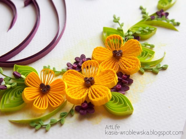 *QUILLING ~ ArtLife: Quilling