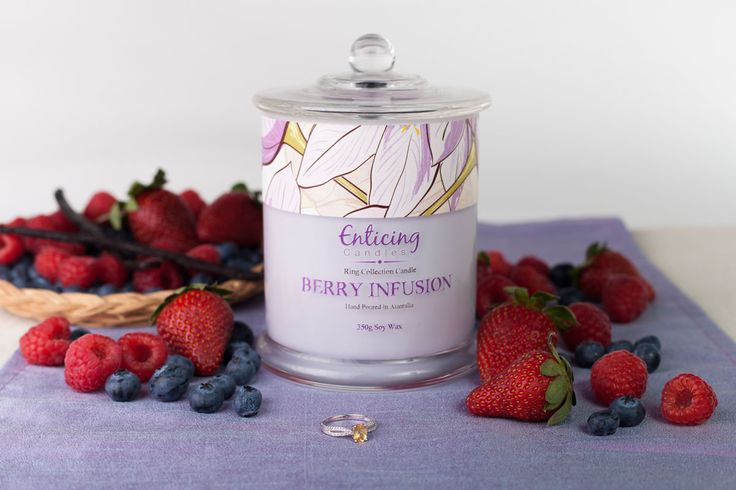 Berry Infusion - Ring Collection