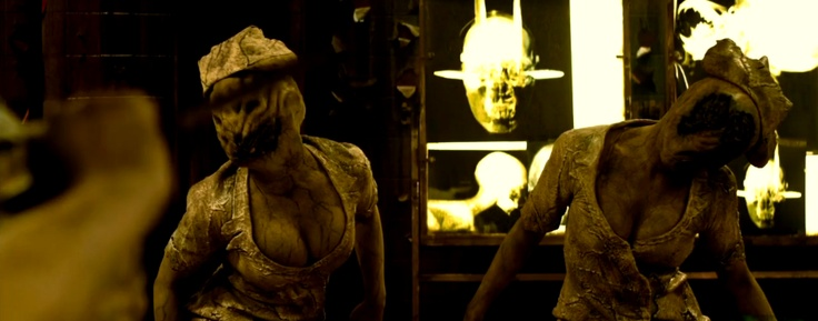 SILENT HILL: REVELATION 3D - Kinky Nurse TV Spot - eektyrant.com/news/2012/10/23/silent-hill-revelation-3d-kinky-nurse-tv-spot.html