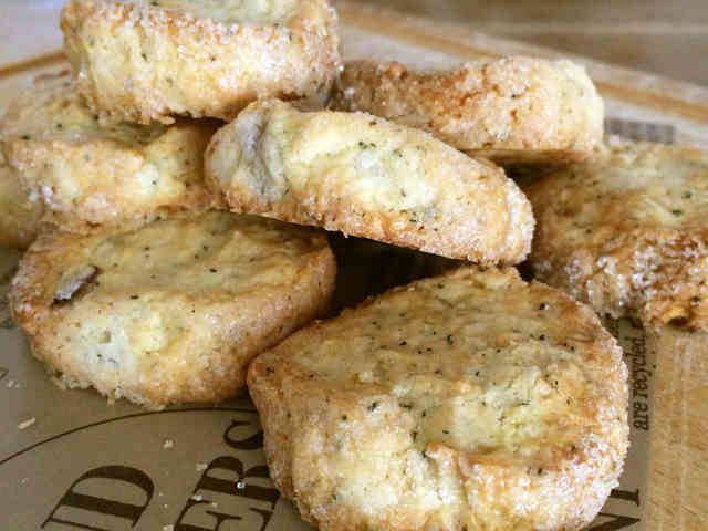 酵母で発酵!さつまいもと紅茶のクッキーの画像