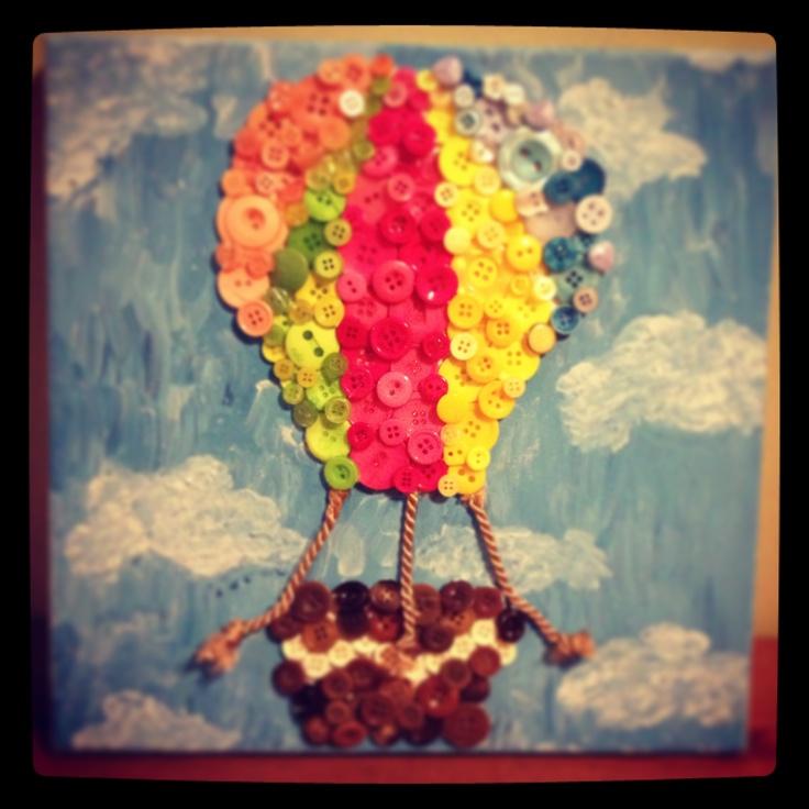 Button balloon
