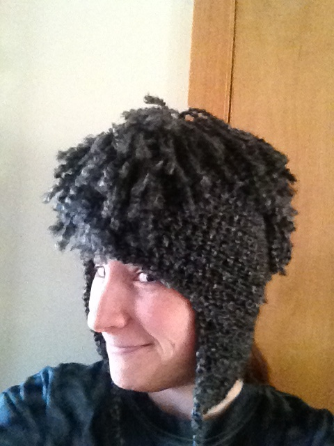 Mohawk hat crochet Pinterest