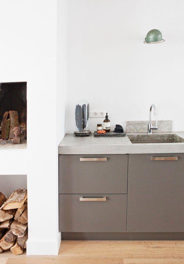 Keuken Renovatie Amsterdam : Kitchen Cabinets