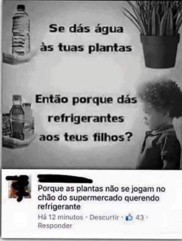 Um oferecimento: Brasil.