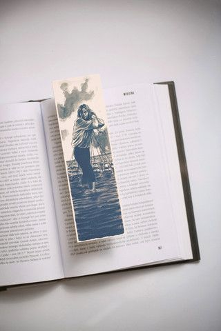 Gulliver travels bookmark