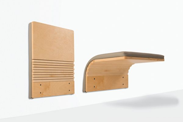 Six Seats and Surfaces to Enliven Healthcare Spaces (Image: JumpSeat, Sedia Systems)