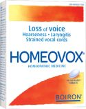 Homeovox - Soothes Strained Vocal Cords