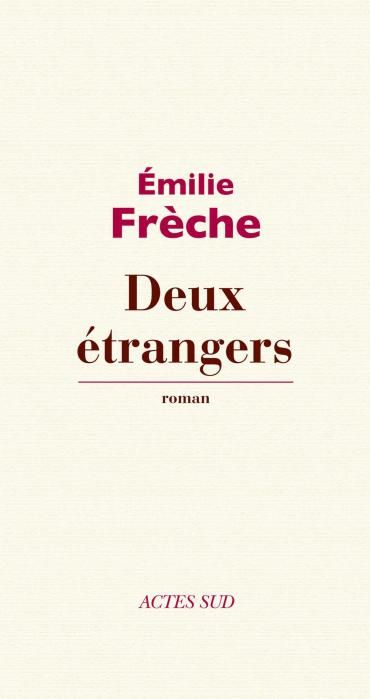 """Emilie Frèche remporte le Prix Orange du Livre 2013. Découvrez """"Deux étrangers"""" sur le Bookeen Store !"""