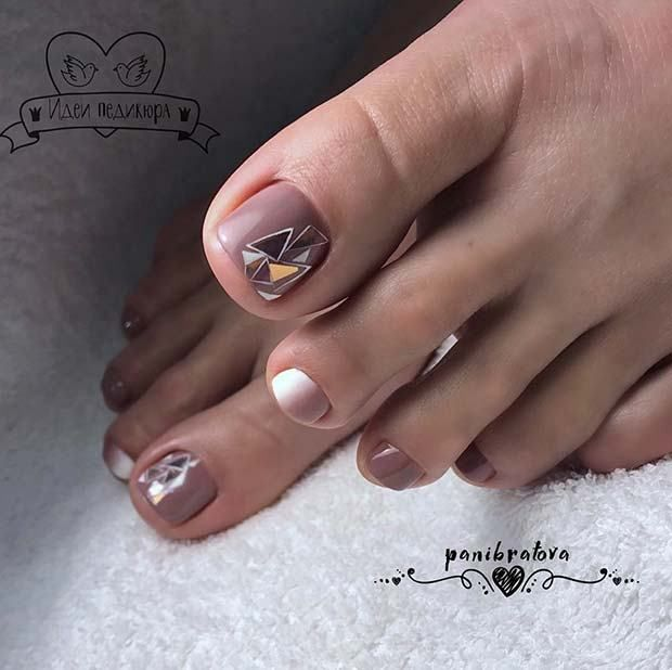 21 Elegant Toe Nail Designs For Spring And Summer With Images