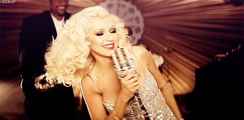 """Which Christina Aguilera Are You? You got: B2Btina Back to Basics. You've found your happy place in life: you have the perfect blend of a professional and personal life, with true friends, family, and a solid relationship with your significant other, your """"rock."""" Things are continuing to look up for you."""