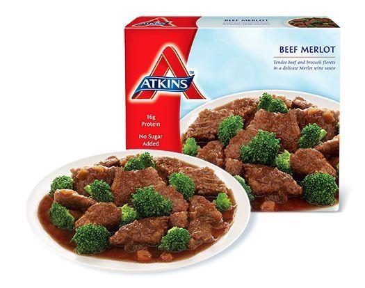 Beef Merlot | Atkins one  of my favorite. ..
